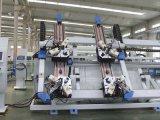 CNC van het Frame van de Deur van het Venster van het Aluminium van vier Hoek Plooiende Machine