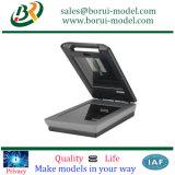 Prototype van de Dekking van de scanner het Plastic, de Snelle Prototyping Dienst