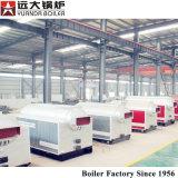 6ton 6000kg 6tの生物量の繊維工業のための木製の米の殻の蒸気ボイラ