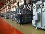 transformateur d'alimentation de enroulement de 400kv/220kv/11kv 40mva trois triphasés