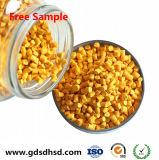 Gele Masterbatch voor Chemisch product met het Certificaat van het Bereik