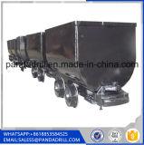 Carro do carro do material de mineração/trilho da mineração/vagão da mina