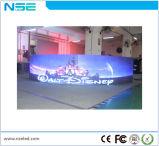 Visualizzazione di LED locativa di alta risoluzione di colore completo di vendita calda di P3.91mm