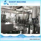 L'eau potable Ligne de remplissage / machine de mise en bouteille de liquide