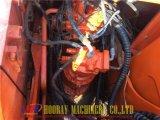 Caliente de maquinaria de construcción usadas de excavadora de ruedas Doosan 220LC-7