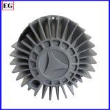 Fundido a 400 toneladas de aluminio personalizada cubierta mecánica Auto Parts