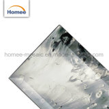 家の装飾的なガラスモザイクスライバ壁ミラーのタイル