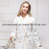 冬のためテリーのより多くのウォーマーおよびより柔らかいワッフルまたはコンボの浴衣