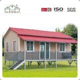 Casa del envase para el campo de trabajos forzados con la cocina/el tocador/la clínica/la ablución/el hospital
