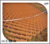 Zellen-Tiefe 50-250mm HDPE PlastikGeocells für Steigung/Bahnkörper/Damm