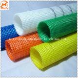 プラスターのためのアルカリ抵抗力があるガラス繊維の網