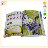 Impression Softcover de magasin de catalogue dans polychrome