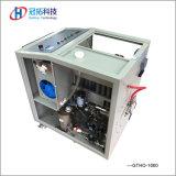 L'eau de machine de découpage de Hho comme essence pour la soudure