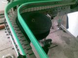 Cadeia de plástico de poliéster de nylon correias transportadoras de Aço