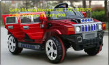 두 배 택시 4 넓혀진 시트를 가진 전차가 Hummer에 의하여 농담을 한다