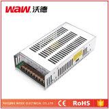 201W 5V 40A Schaltungs-Stromversorgung mit Kurzschluss-Schutz