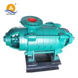 Bomba de vários estágios horizontal de alta pressão da purificação de água
