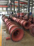 Pompe axiale de turbine d'arbre long de livre