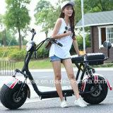 2018 جديدة كهربائيّة [سكوتر] [موتورسكل] عربة درّاجة كهربائيّة مع [س]