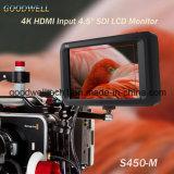 """painel 4.5 """" TFT LCD de 1280X 800 4K IPS"""