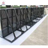 Оцинкованный пешеходных барьеров съемных барьеров стальные барьеры