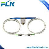 red óptica del acceso de los atenuadores de la fibra variable fija en línea de VOA