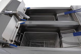 Cnix Fabricante de máquina de procesamiento de utensilios de cocina Freidora Ofe-28A
