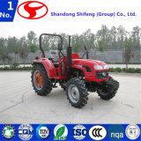 Wheeled/50HP de Tractor van het Landbouwbedrijf voor Verkoop