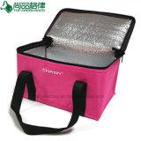 Venda por grosso de promoção de venda quente barato com isolamento de refrigeração do saco de almoço