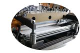 PE laminado película y papel sellado lateral 3 máquina de hacer Bolsa Bolsa de sellado, el medio que hace la máquina, Lado 4 máquina de hacer de la bolsa de sellado