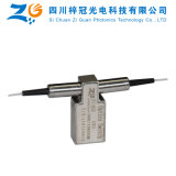 interruptor óptico mecánico de fibra de 1550nm P.M. 1X2