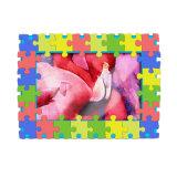 Blocco per grafici divertente della foto del PVC del regalo 3D di promozione