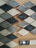 熱い販売の製品は米国の市場のための磁器の陶磁器のモザイクを艶をかけた