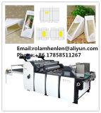 Ventana automática máquina de laminación película Water-Based