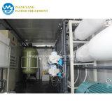 Чтобы пить воду из морской воды 36000ppm морской завод опреснения воды обратного осмоса