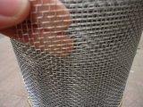 El electro galvanizó 16 el acoplamiento de alambre tejido cuadrado del acoplamiento 1X30m para el filtro