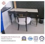 Mobília personalizada do hotel com a cadeira de jantar de madeira do fabricante (7842G)