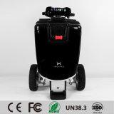 Ruedas confiables de la batería de litio del LG 3 plegables los vehículos eléctricos para lisiado con En12184 aprobado