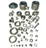 Zoll CNC bildete die Präzisions-Drehbank-Teil-Metalteile CNC maschinelle Bearbeitung