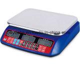 LED/LCD 40kgの正方形の正確な電子カウントのスケールDh689