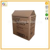 Caixa de embalagem por atacado do papel ondulado