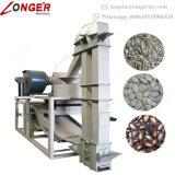 A melancia automática semeia a semente do girassol do Sheller que descasca a máquina