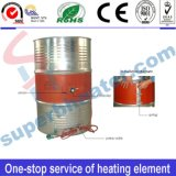 Подогреватель силиконовой резины бочонка масла высокого качества с термостатом