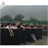 専門の折るコンサートの道の障壁の引き込み式のStaegコンサートの群集の障壁