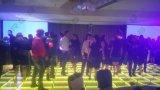 最も新しく熱い販売3D Mirrowのディスコ棒Satge軽いLEDのダンス・フロア