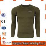 戦術的な軍隊の戦闘の軍の熱下着のワイシャツ