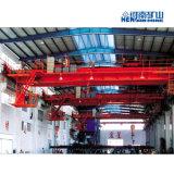 Китай типа Qd производитель двойной подкрановая балка мостового крана