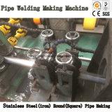 De Pijp die van het roestvrij staal de Machine van het Lassen van de Buis van de Pijp van de Machine maakt