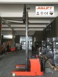 1.5 톤, 4.5 미터 세륨을%s 가진 전기 범위 쌓아올리는 기계 Q1545