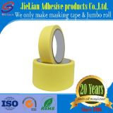90 Degree Resistance의 Car Painting Industry를 위한 복면 Tape Jumbo Roll Factory